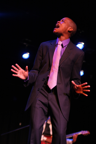 Performer at Queer Rebels of the Harlem Renaissance